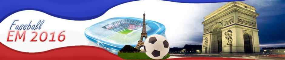 Logo Em Frankreich