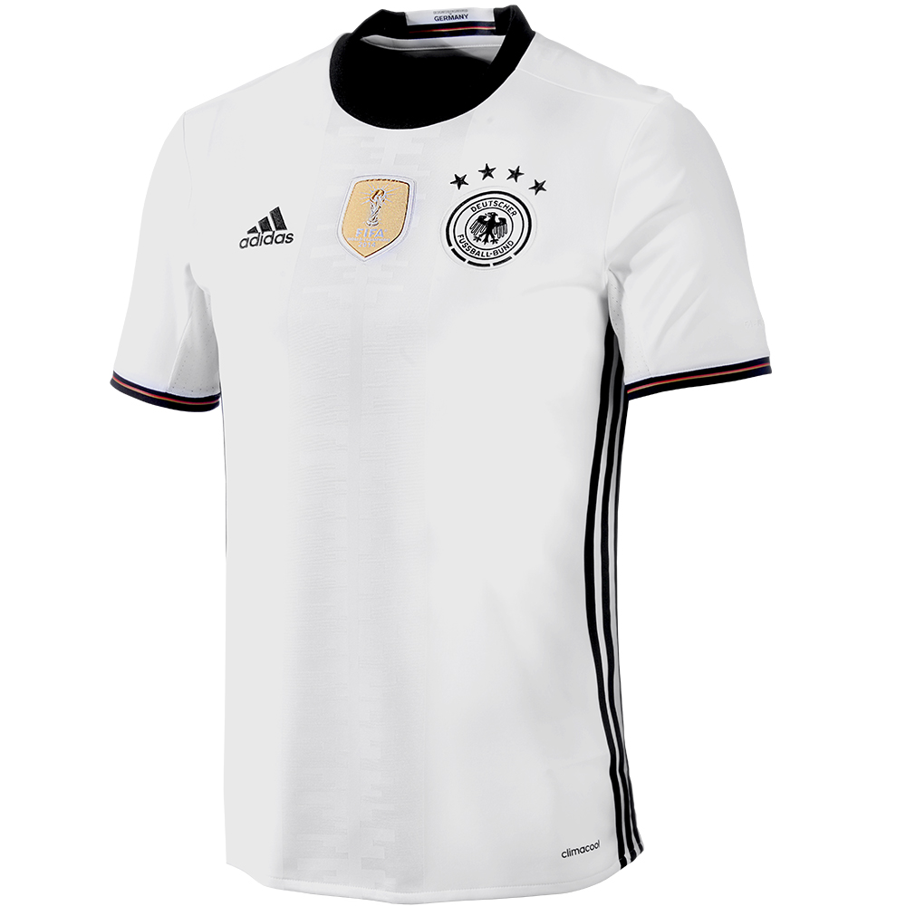 das neue dfb trikot von deutschland 2016 fussball em 2016. Black Bedroom Furniture Sets. Home Design Ideas