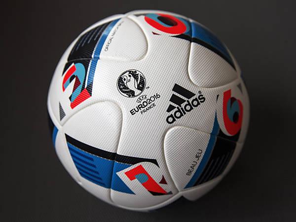 Der Beau Jeu 2016 - der Spielball der EM 2016