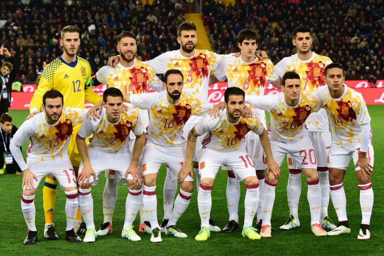 fussbal spanien