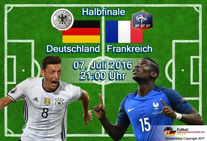 deutschland vs frankreich aufstellung