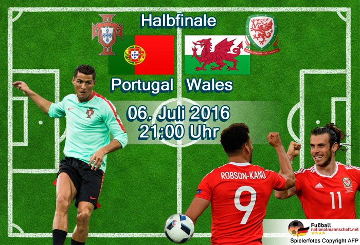 portugal wales live stream